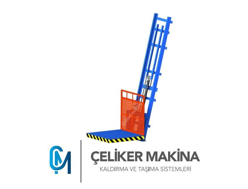 Özel Üretim Hidrolik Asansör