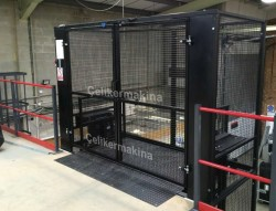 Hidrolik Asansör Çift Piston 5 Ton