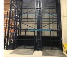 Hidrolik Yük Platformu 1 Ton