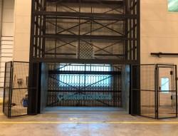 Hidrolik Asansör Çift Piston 2 Ton