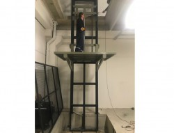 Yük Asansörü Pratik 1,5 Ton