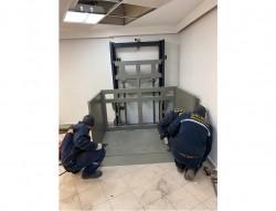 Yük Asansörü Pratik 500 kg