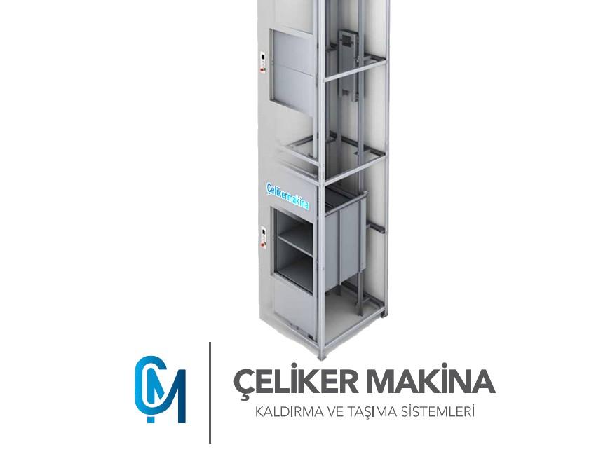 Monşarj Asansör 500 kg