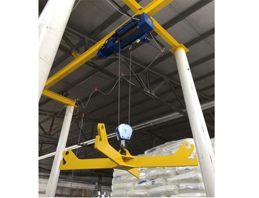Elektrikli Caraskal 1 ton 8 m