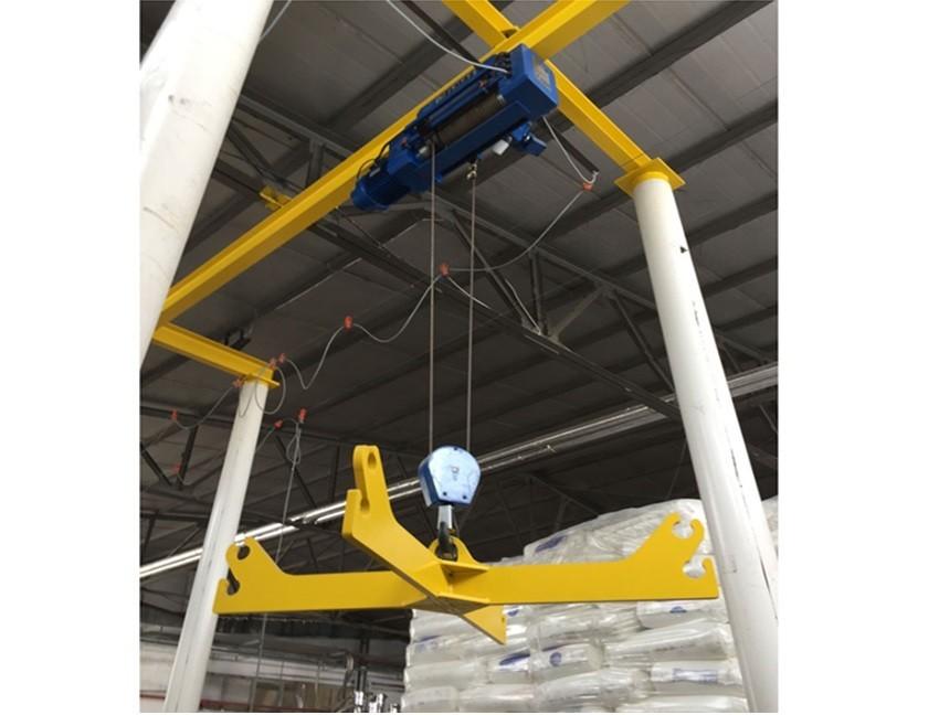 Elektrikli Caraskal 3 ton 12 m