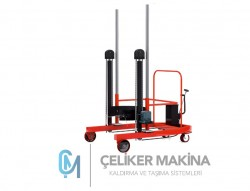 300 kg Manuel Varil Taşıma İstif Makinası