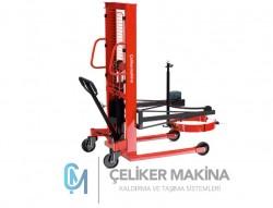 400 kg Manuel Varil Taşıma İstif Makinası