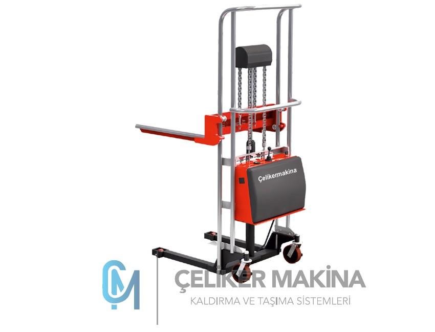 400 kg Yarı Akülü İstif Makinesi