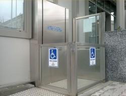 Dış Cephe Engelli Asansörleri