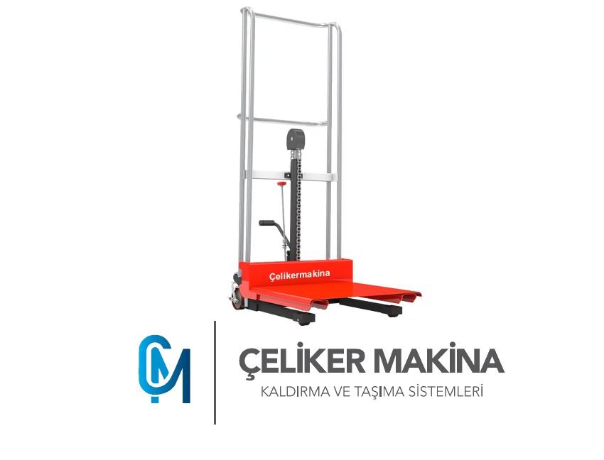 Mini Manuel İstif Makinesi