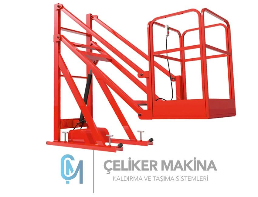 200 kg Personel Bakım Platformu