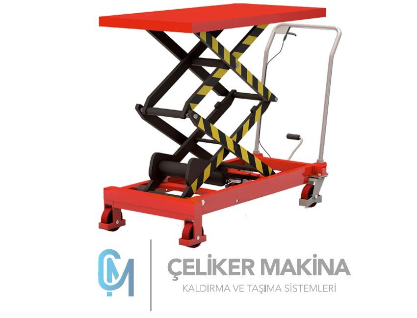 700 kg Manuel Makaslı Platform