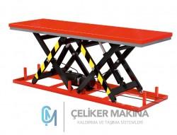 2 Ton Uzun Elektrikli Platform