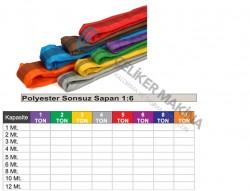 4 Ton Sonsuz Polyester Sapan