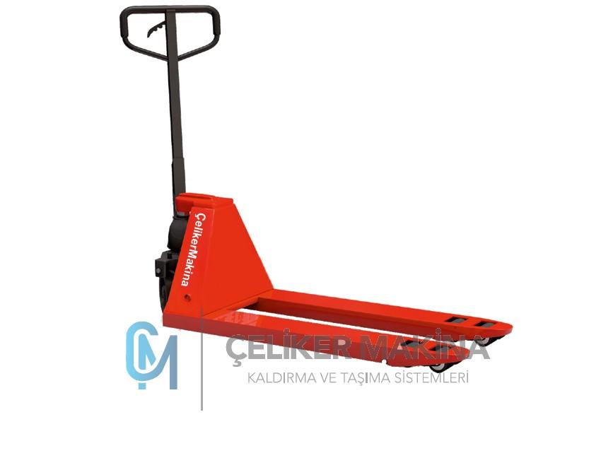 Uzun Transpalet 2 Ton 1500 mm